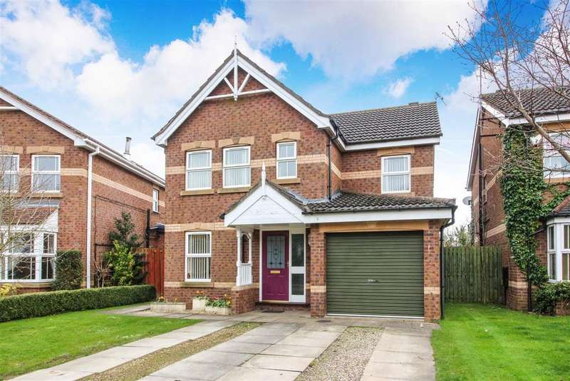 4 Bedrooms House for sale in Sellers Drive, Leconfield, Beverley