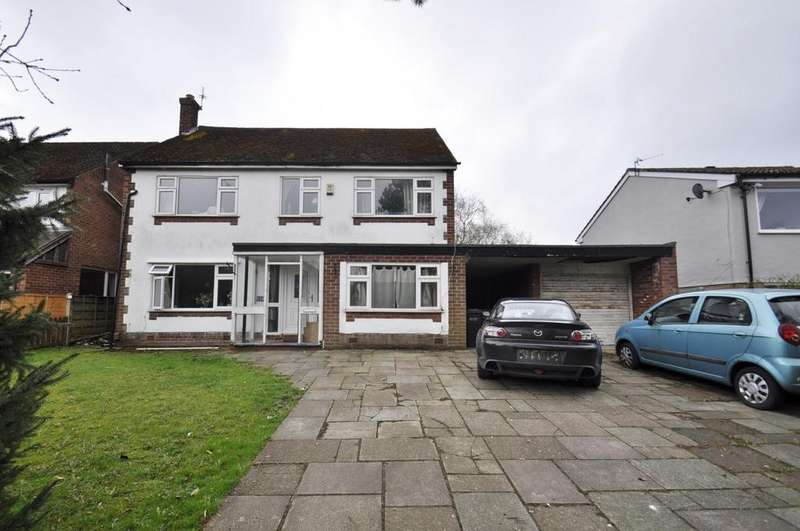 4 Bedrooms Semi Detached House for sale in Bramhall Moor Lane, Hazel Grove,
