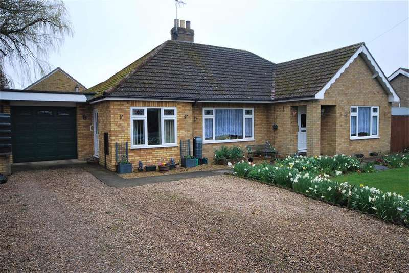 4 Bedrooms Detached Bungalow for sale in Broadgate, Weston Hills, Spalding