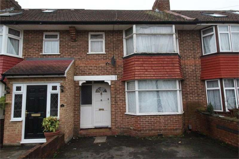 3 Bedrooms Terraced House for sale in Broomgrove Gardens, Edgware