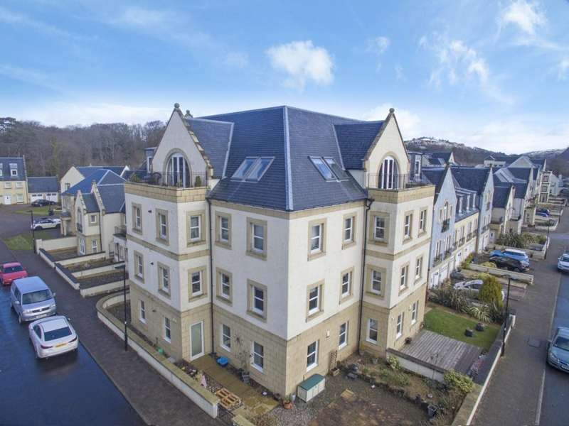3 Bedrooms Penthouse Flat for sale in Apartment 3/1, 2 Cromarty Grove, Inverkip, PA16 0FL