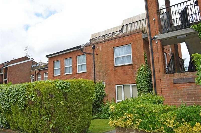 1 Bedroom Apartment Flat for rent in Strafford Crt, Knebworth, SG3