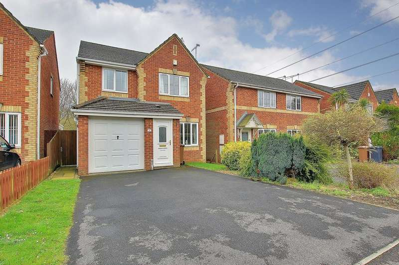 3 Bedrooms Detached House for sale in NURSLING