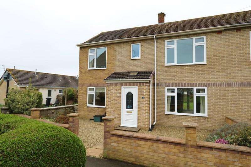 3 Bedrooms End Of Terrace House for sale in Stratton Road, Saltford, Bristol