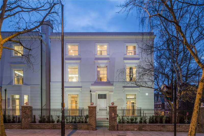 7 Bedrooms Detached House for sale in Hamilton Terrace, St John's Wood, London, NW8