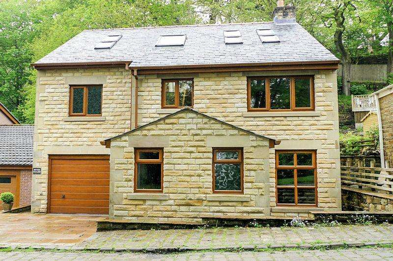 5 Bedrooms Detached House for sale in Vale Street, Edgworth, Bolton