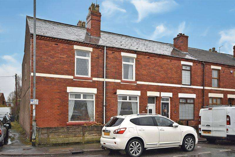4 Bedrooms Terraced House for sale in Liverpool Road, Widnes