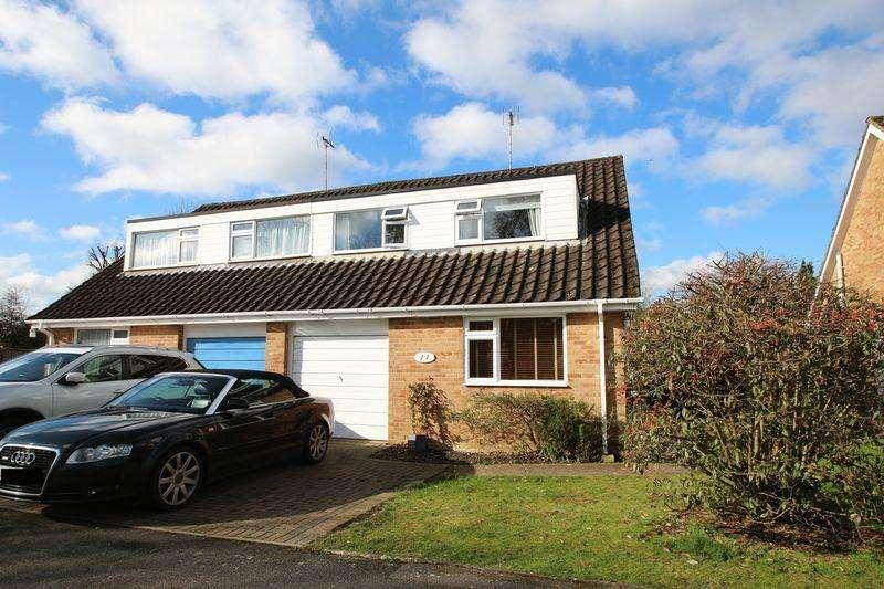 3 Bedrooms Semi Detached House for sale in Summerlands, Cranleigh