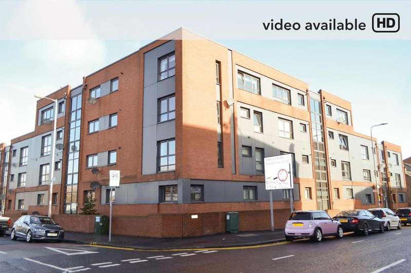 2 Bedrooms Flat for sale in Clarkston Road , Flat 1/2, Cathcart , Glasgow , G44 3DN