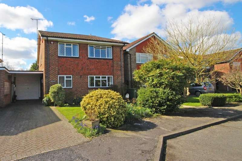 4 Bedrooms Detached House for sale in Upper Beeding