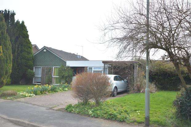 3 Bedrooms Detached Bungalow for sale in Culvert Road, Stoke Canon, Exeter, Devon