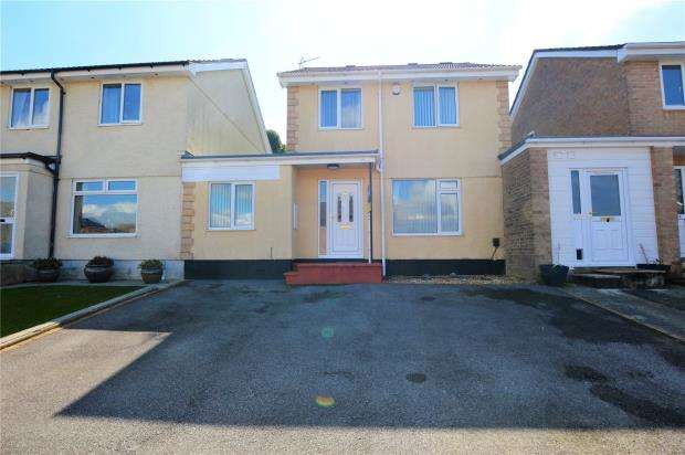 3 Bedrooms Link Detached House for sale in Kenmare Drive, Plympton, Plymouth, Devon