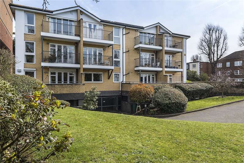 2 Bedrooms Flat for sale in Westergate House, Portsmouth Road, Kingston upon Thames, KT1