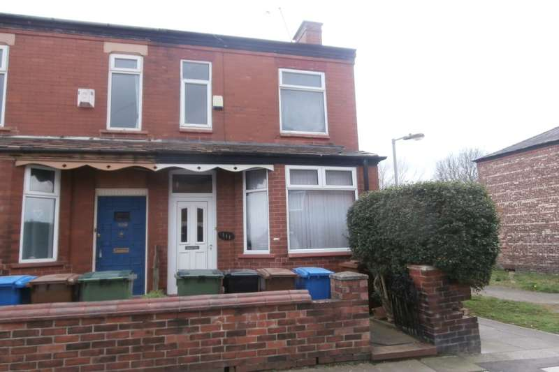 2 Bedrooms Semi Detached House for sale in Petersburg Road, STOCKPORT, SK3