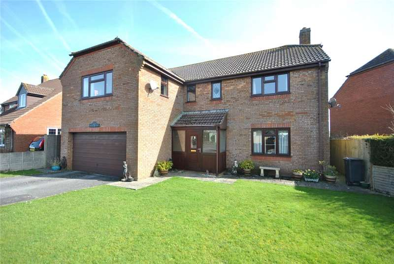 5 Bedrooms House for sale in Hartsfield, Chard, Somerset, TA20