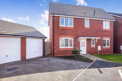 3 Bedrooms Detached House for sale in Housman Close, Blackpool, Lancashire, United Kingdom, FY2