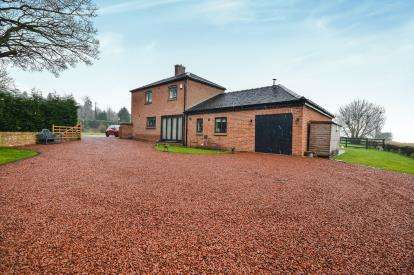 4 Bedrooms Detached House for sale in Moorgreen, Newthorpe, Nottingham, Nottinghamshire