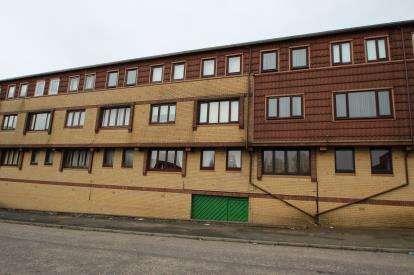 2 Bedrooms Flat for sale in Braehead Road, Cumbernauld