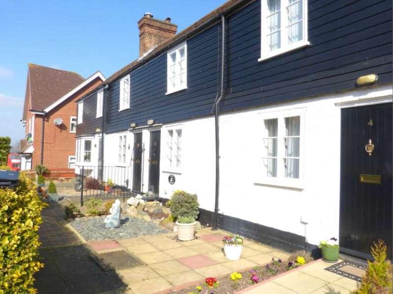 2 Bedrooms Terraced House for sale in Barnet Lane, Elstree