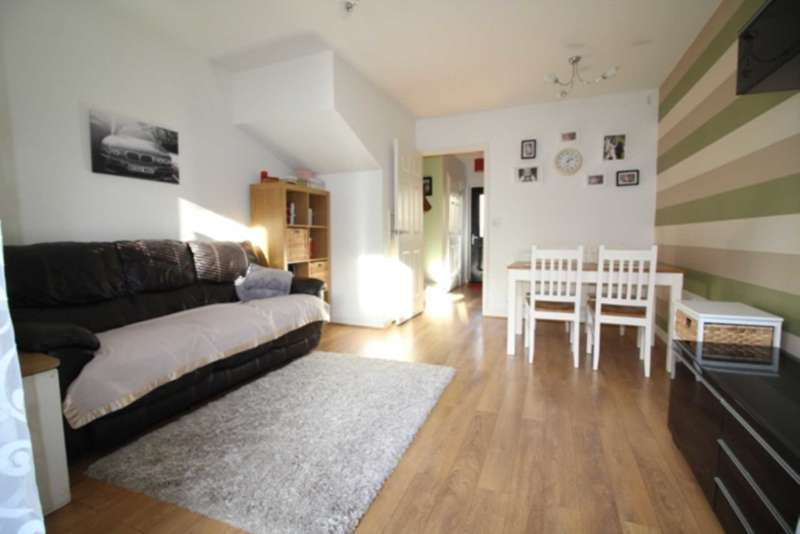 2 Bedrooms Terraced House for sale in Tay Road, Reading