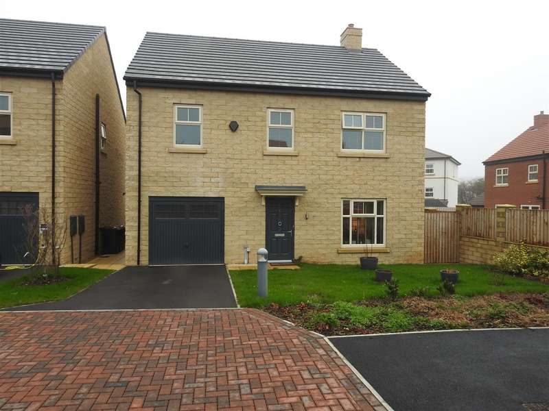 4 Bedrooms Detached House for sale in Strelley Close, Linby, Nottingham