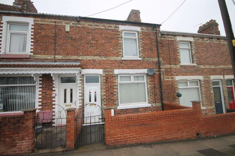 2 Bedrooms Terraced House for sale in Mary Terrace, Coronation, Bishop Auckland