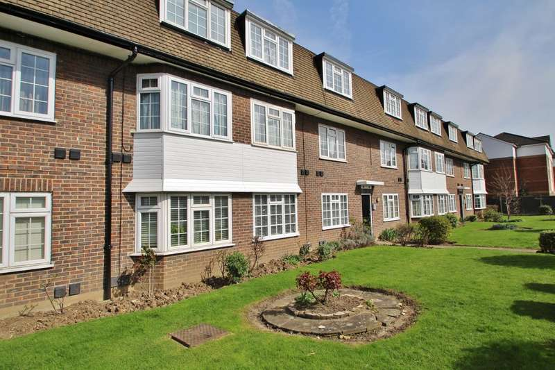 2 Bedrooms Ground Flat for sale in Kingston Road, Surbiton