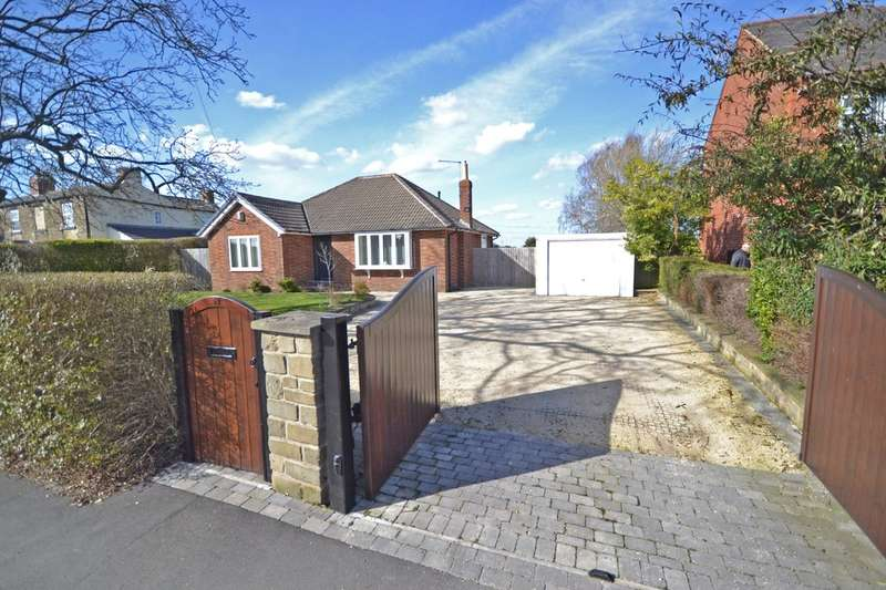 3 Bedrooms Detached Bungalow for sale in Canal Lane, Lofthouse, Wakefield