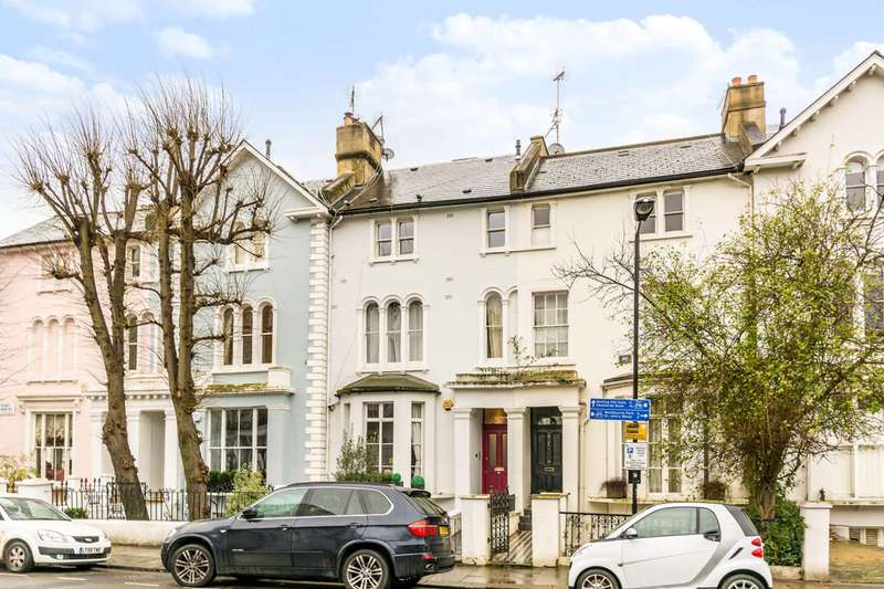 2 Bedrooms Flat for sale in Talbot Road, Notting Hill, W2