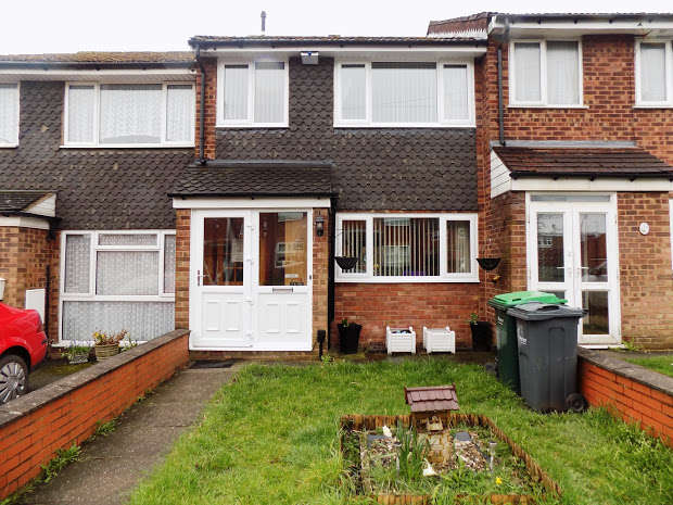 3 Bedrooms Terraced House for sale in OLDBURY, West Midlands, B69