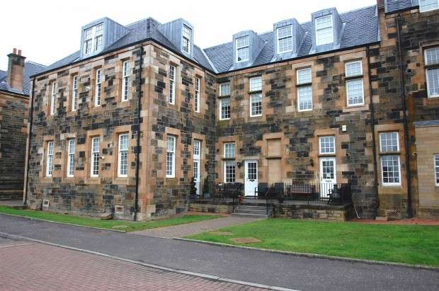 2 Bedrooms Maisonette Flat for sale in Parklands View, Glasgow, G53