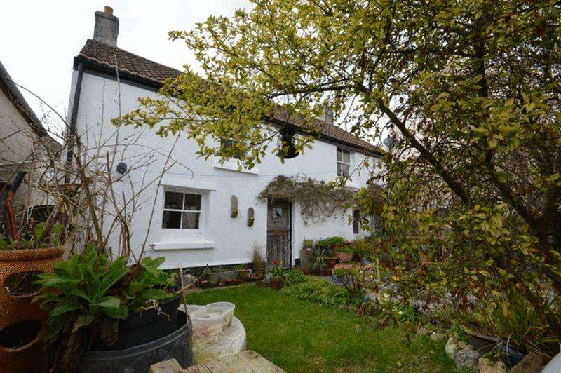 2 Bedrooms Cottage House for sale in Trevanion Hill, St. Austell