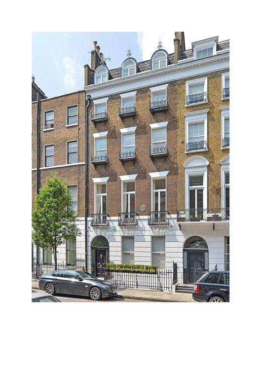 8 Bedrooms Terraced House for sale in Upper Wimpole Street, Marylebone, London, W1G