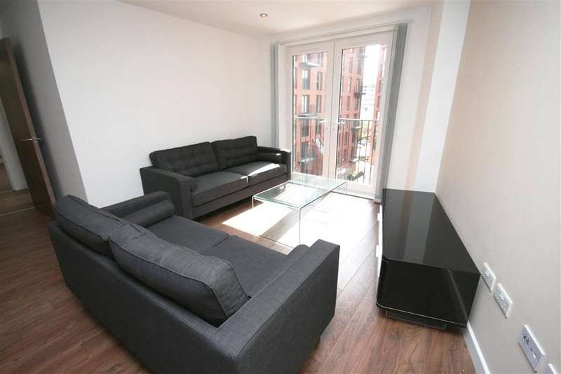 2 Bedrooms Flat for sale in Alto, Block C, Sillivan Way, Salford, Greater Manchester, M3