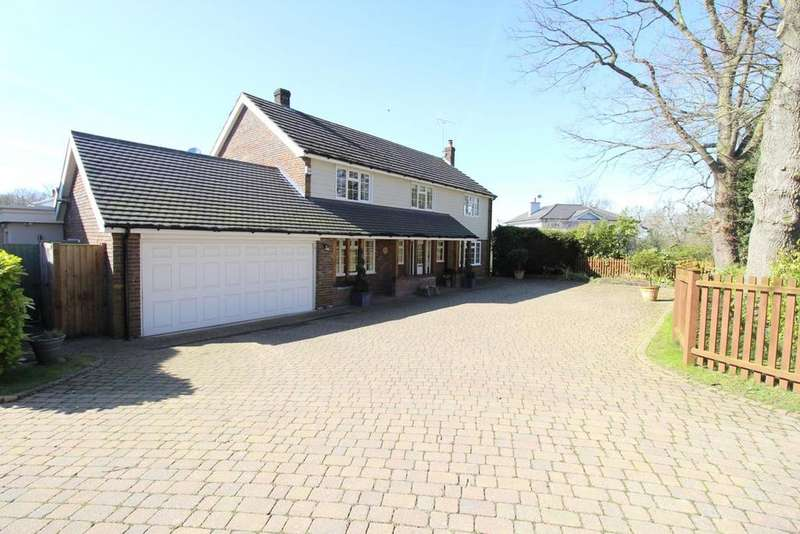 5 Bedrooms Detached House for sale in Kelvedon Road, Little Braxted, Witham, Essex, CM8