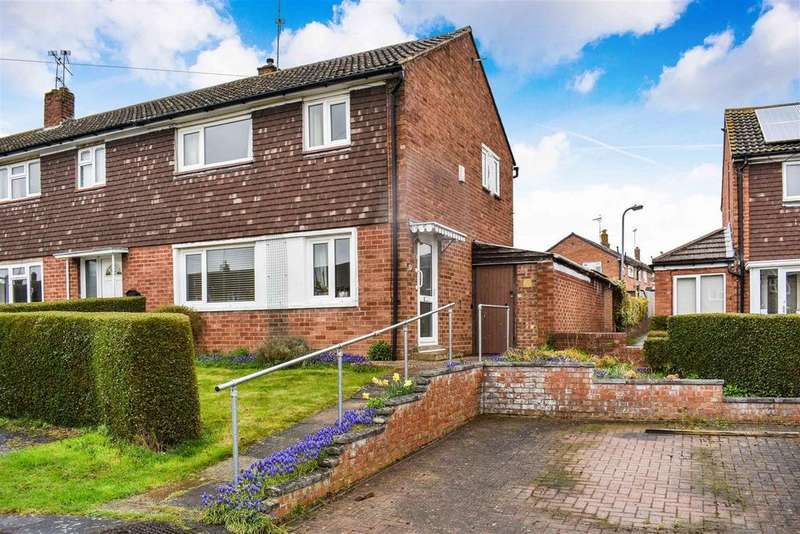 3 Bedrooms End Of Terrace House for sale in Mill Crescent, Southam
