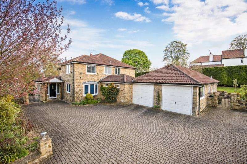 5 Bedrooms Detached House for rent in Cherry Court, Main Street, Linton, LS22