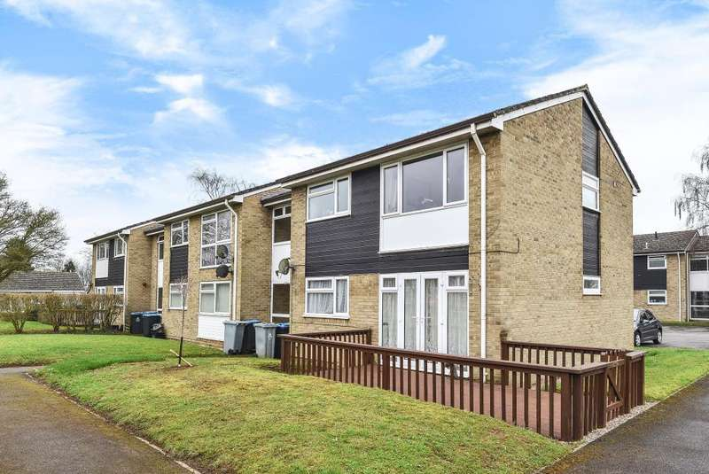 1 Bedroom Flat for sale in Carterton, Oxfordshire, OX18