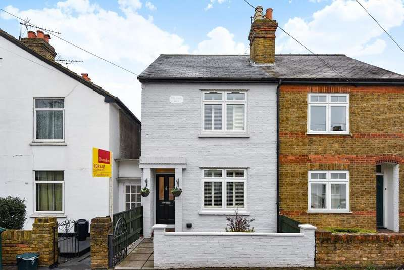 3 Bedrooms House for sale in Staines, Surrey, TW18