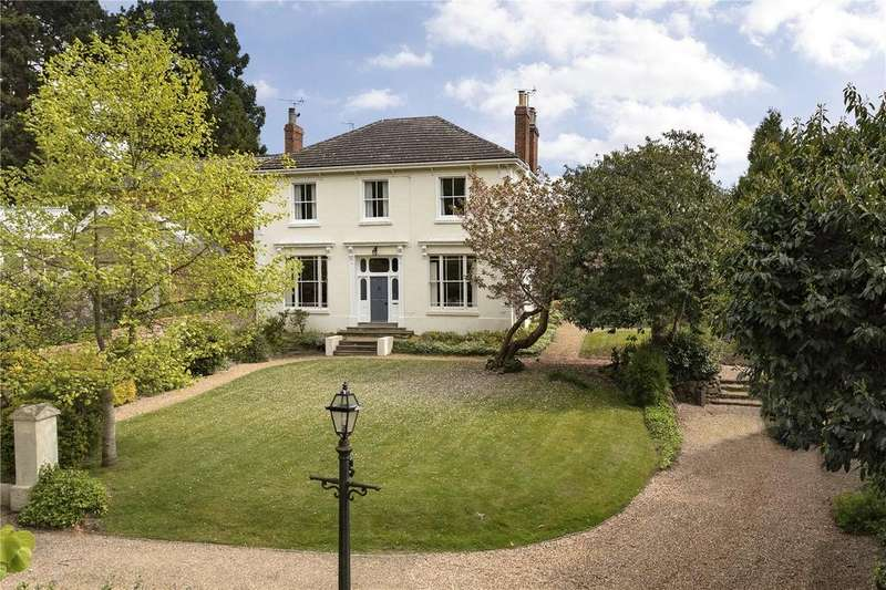 6 Bedrooms Unique Property for sale in Upper Ladyes Hill, Kenilworth, Warwickshire, CV8