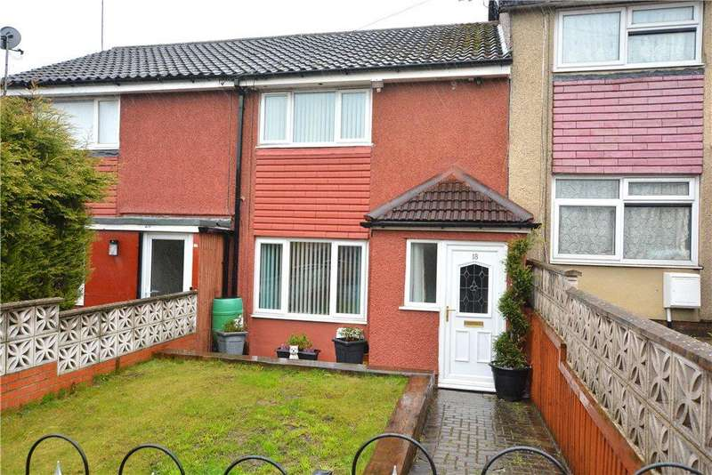 2 Bedrooms Town House for sale in Wepener Mount, Harehills, Leeds