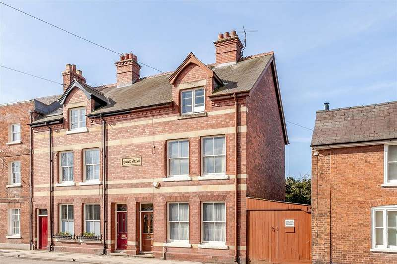 5 Bedrooms Town House for sale in Corve Street, Ludlow, Shropshire