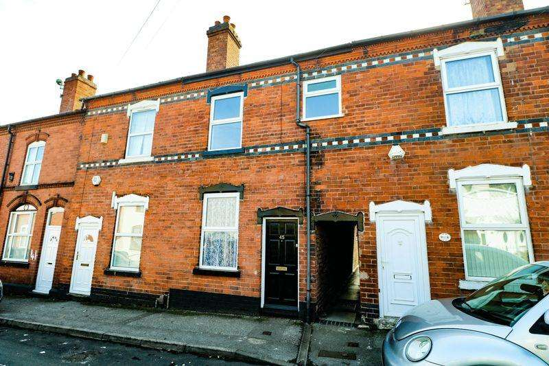 2 Bedrooms Terraced House for sale in Cannon Street, Walsall