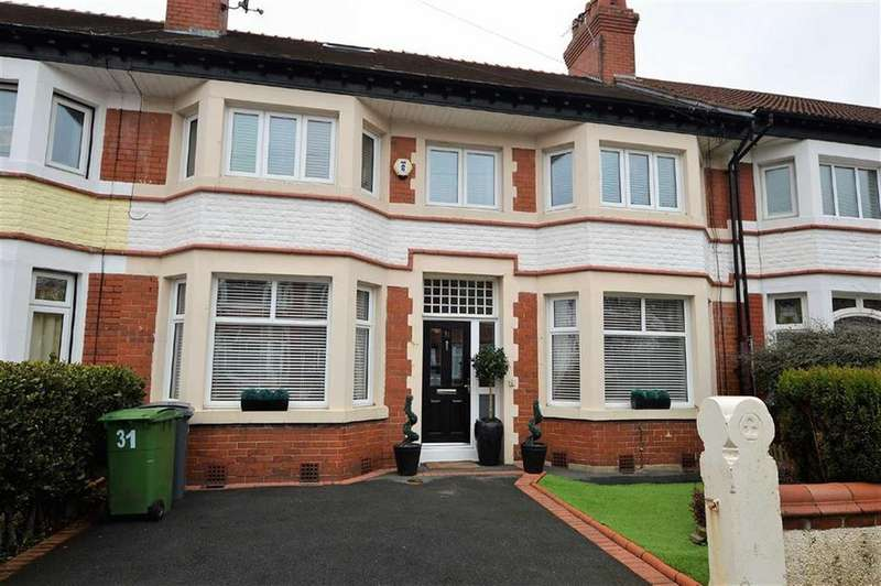 5 Bedrooms Terraced House for sale in Curzon Road, Prenton, CH42