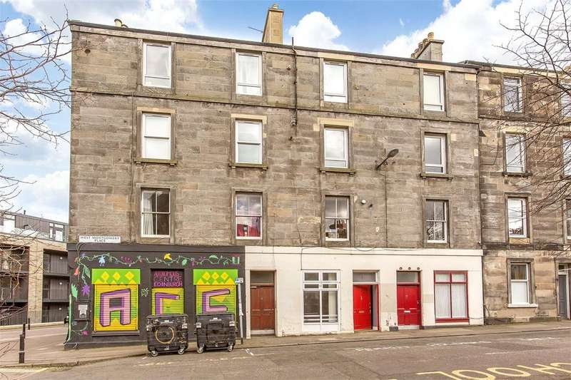 2 Bedrooms Flat for sale in 13 West Montgomery Place, Edinburgh, EH7