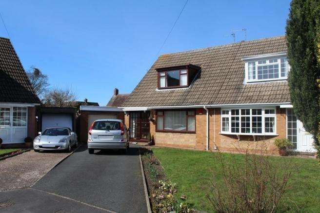 3 Bedrooms Semi Detached House for sale in 39 Sutherland Drive, Muxton, Telford, Shropshire, TF2 8QB