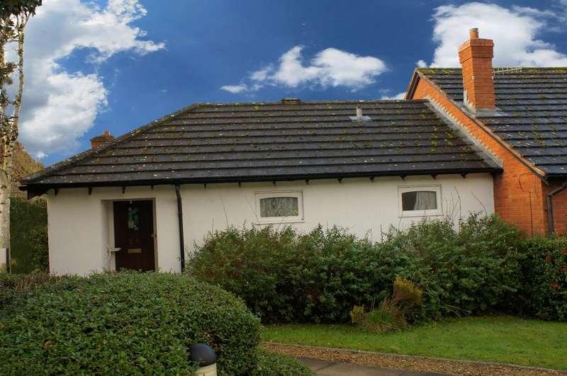 1 Bedroom Bungalow for sale in Orchard Court, Tenbury Wells, WR15
