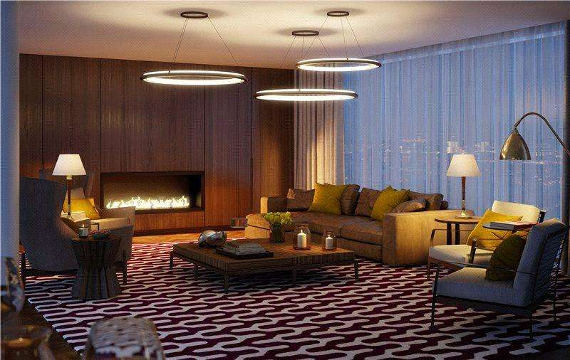 3 Bedrooms Flat for sale in Nova Building, 65 Buckingham Palace Road, London, SW1W