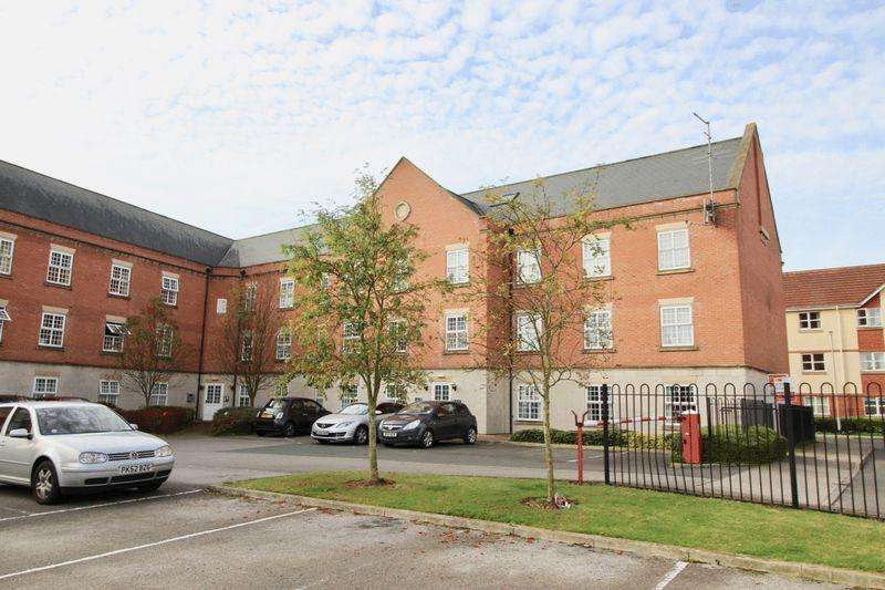 2 Bedrooms Apartment Flat for sale in Sobraon Heights, Cambrai Close, Lincoln