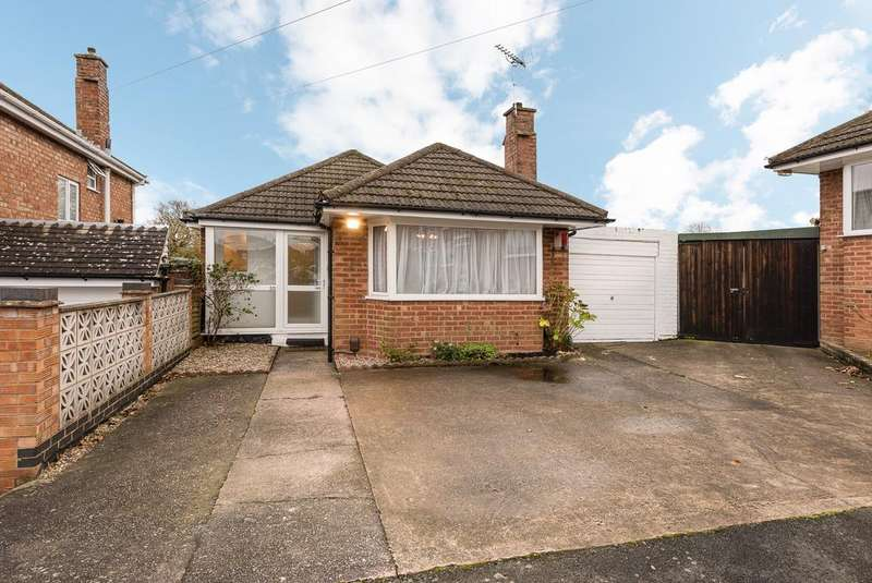 2 Bedrooms Detached Bungalow for sale in Leycester Close , Northfield , Birmingham B31